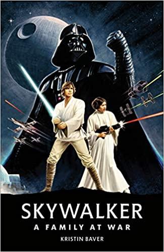 Skywalker A Family At War book cover
