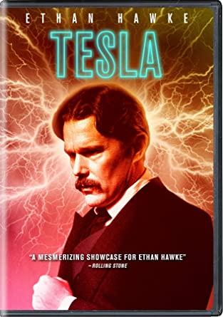 Tesla DVD Cover