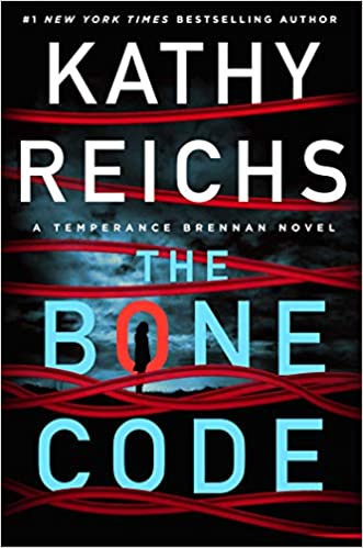 The Bone Code book cover