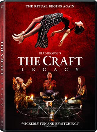 The Craft: Legacy DVD Cover Art
