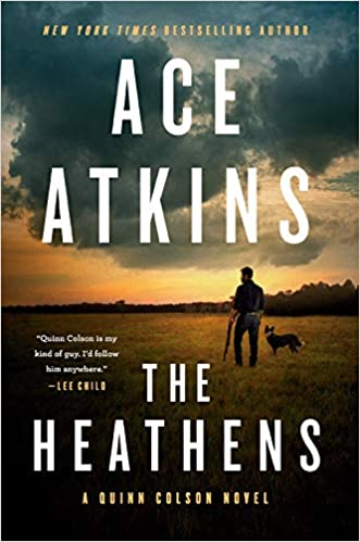 The Heathens book cover
