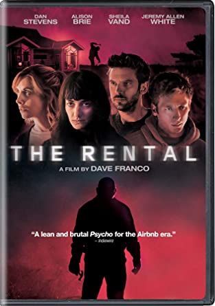 The Rental DVD Cover