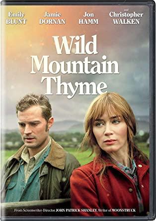 Wild Mountain Thyme  DVD Cover