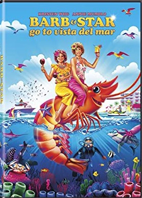 Barb and Star Go to Vista Del Mar DVD Cover