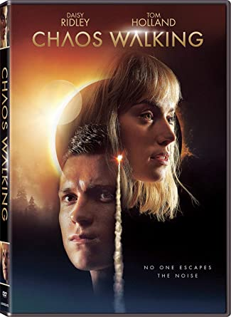 Chaos Walking DVD Cover