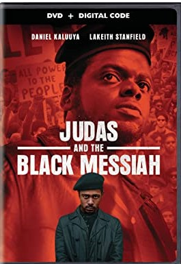 Judas and the Black Messiah DVD Cover