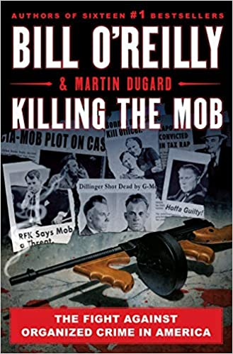 Killing the Mob book cover