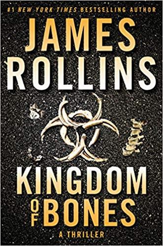 Kingdom of Bones book cover