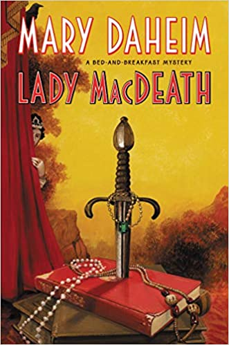 Lady MacDeath book cover