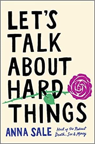 Let's Talk About Hard Things book cover