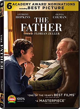 The Father DVD Cover