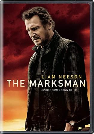The Marksman DVD