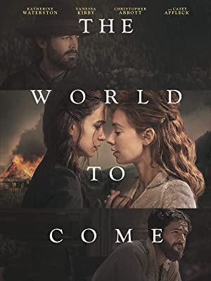 The World to Come DVD Cover