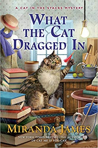 What the Cat Dragged In book cover