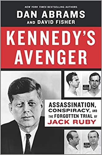 Kennedy's Avenger book cover