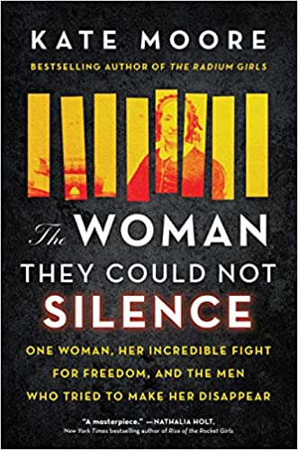 The Woman They Could Not Silence book cover