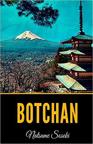 Botchan book cover
