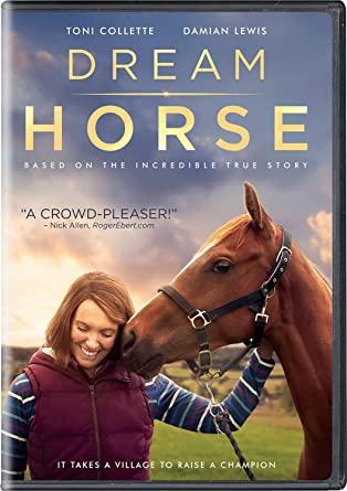 Dream Horse DVD Cover