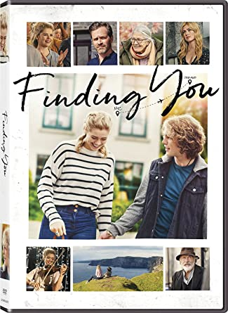 Finding You DVD Cover