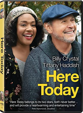 Here Today DVD Cover