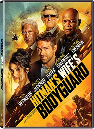 The Hitman's Wife's Bodyguard DVD Cover