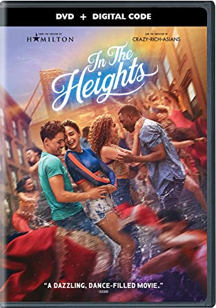 In the Heights DVD Cover