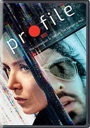 Profile DVD Cover