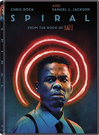Spiral DVD Cover