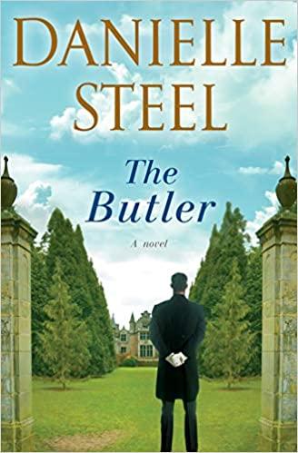 The Butler book cover
