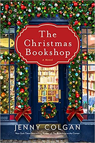 The Christmas Bookshop book cover