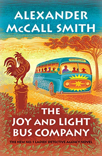 The Joy and Light Bus Company book cover