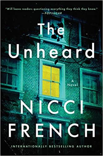 The Unheard book cover