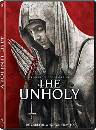 Unholy DVD Cover
