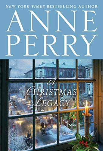 A Christmas Legacy book cover