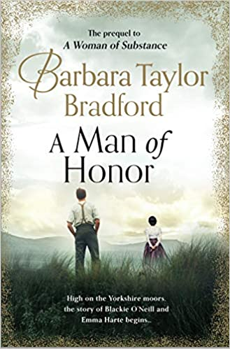 A Man of Honor book cover