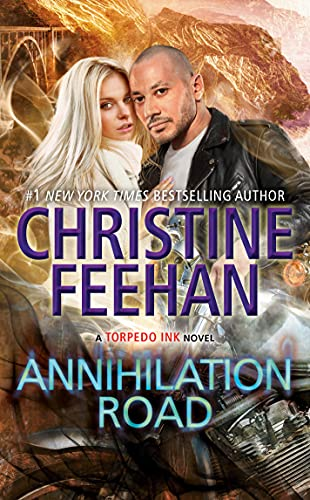 Annihilation Road book cover