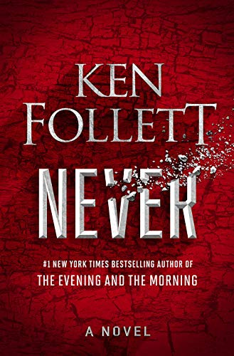 Never book cover