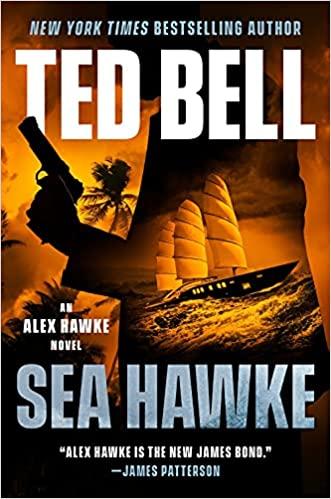 Sea Hawke book cover