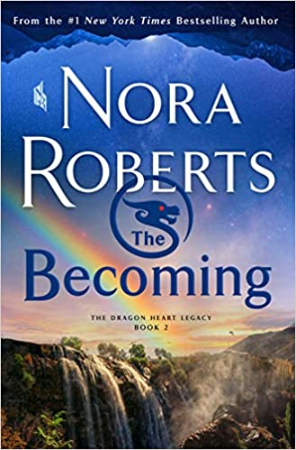 The Becoming book cover