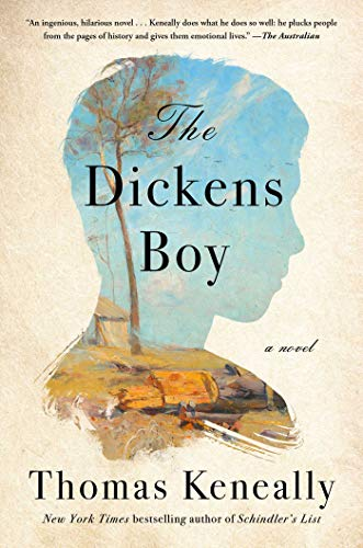 The Dickens Boy book cover