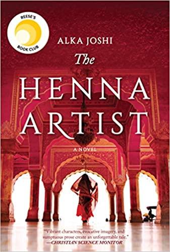 The Henna Artist book club