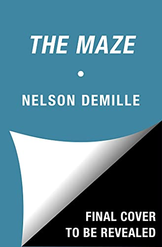 The Maze book cover