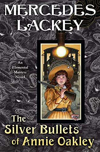 The Silver Bullets of Annie Oakley book cover