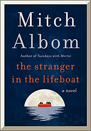 The Stranger in the Lifeboat book cover