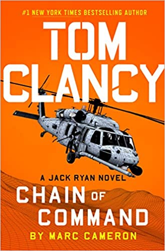 Tom Clancy Chain of Command book cover