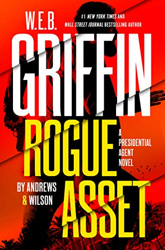W. E. B. Griffin Rogue Asset book cover