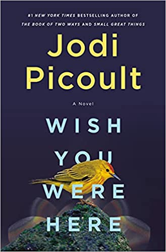 Wish You Were Here book cover