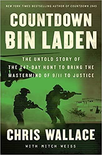 Countdown bin Laden book cover