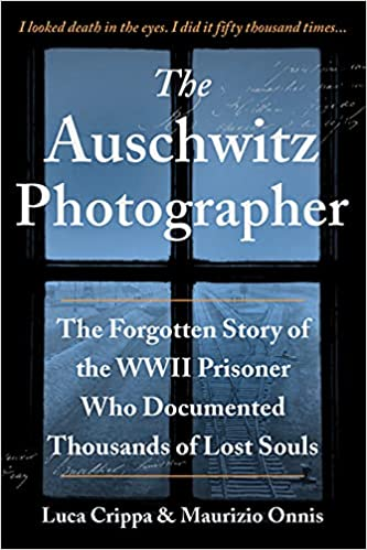 The Auschwitz Photographer book cover