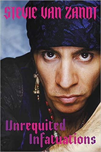 Unrequited Infatuations book cover